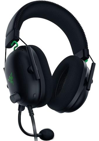 RAZER Headset »Blackshark V2 + USB Mic Enhancer«, Rauschunterdrückung kaufen