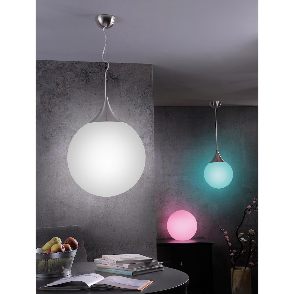 TRIO Leuchten,LED Pendelleuchte»DAMIAN«,