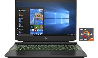 "HP Gaming-Notebook »15-ec2275ng«, (39,6 cm/15,6 "" AMD Ryzen 7 GeForce RTX™ 3050\r\n... kaufen"