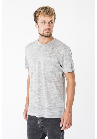 SUPER.NATURAL T-Shirt »M CITY TEE«, atmungsaktiver Merino-Materialmix kaufen