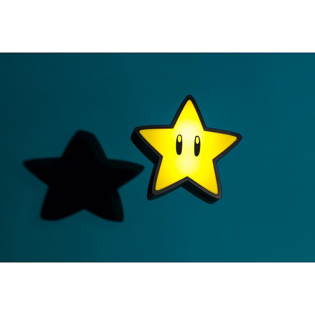 Paladone Dekolicht »Super Mario Super Star Leuchte mit Sound«