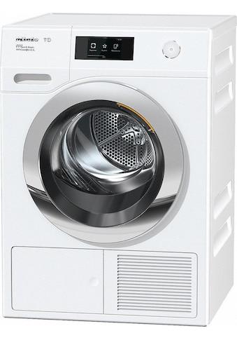 Wärmepumpentrockner, Miele, »TCR870 WP Eco&Steam WiFi&XL T1« kaufen