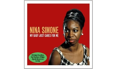 Musik-CD »My Baby Just Cares For Me / Simone,Nina« kaufen