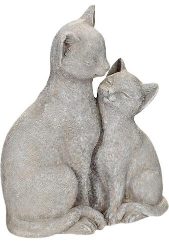 Home affaire Dekofigur »Katze mit Kätzchen«, Höhe 21 cm kaufen