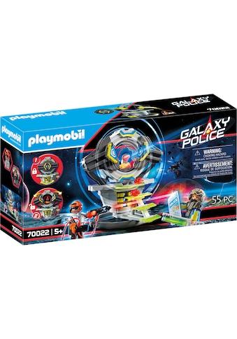 Playmobil® Konstruktions-Spielset »Tresor mit Geheimcode (70022), Galaxy Police«, Made... kaufen