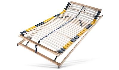 Älgdröm Lattenrost »Storsjön«, (1 St.), Hoher Schlafkomfort dank 7 ergonomischen... kaufen