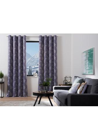 Vorhang »Sternschnuppe«, Weihnachtsgardine kaufen