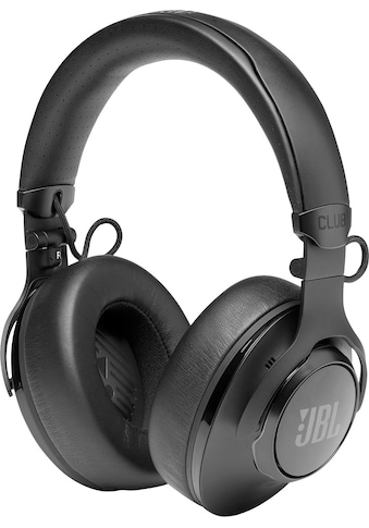 JBL Over-Ear-Kopfhörer »CLUB 950NC«, A2DP Bluetooth (Advanced Audio Distribution Profile)-AVRCP Bluetooth (Audio Video Remote Control Profile), Hi-Res-Noise-Cancelling kaufen