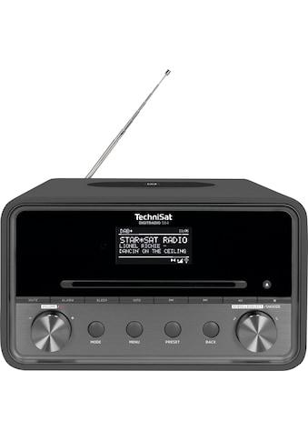 TechniSat Radio »DIGITRADIO 584«, (Bluetooth-WLAN Digitalradio (DAB+)-UKW mit RDS-Internetradio 20 W), Alexa-Sprachsteuerung-Wireless charging-CD kaufen