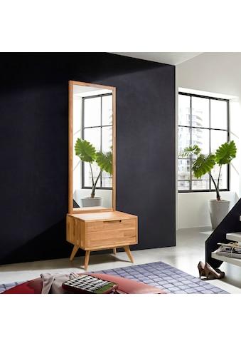 andas Spiegel »Scandi«, praktischer Zweiteiler, aus einer Aufbewahrungskommode, inklusive eines Spiegels kaufen