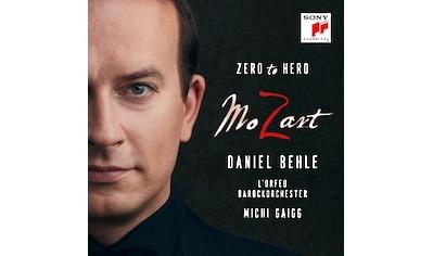 Musik-CD »MoZart / Behle,Daniel/L'Orfeo Barockorchester/Gaigg,Michi« kaufen