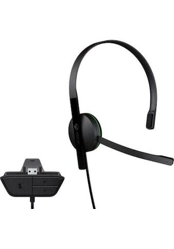 Xbox One Headset »Xbox Chat Headset« kaufen
