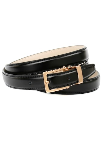 Anthoni Crown Ledergürtel, Stilvoller Business-Gürtel kaufen