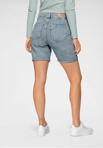 Only Shorts »ONLFUTURE«, mit leichten Destroyed Effekten kaufen