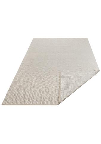 My HOME Teppich »Kauko«, rechteckig, 7 mm Höhe, In- und Outdoor geeignet, Wohnzimmer kaufen