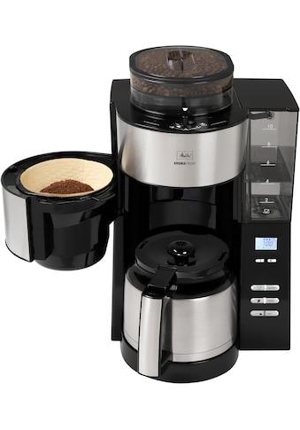 Melitta Kaffeemaschine mit Mahlwerk »AromaFresh Therm 1021-12«, Papierfilter, 1x4 kaufen