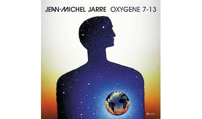 Musik-CD »Oxygene 7-13 / Jarre,Jean-Michel« kaufen