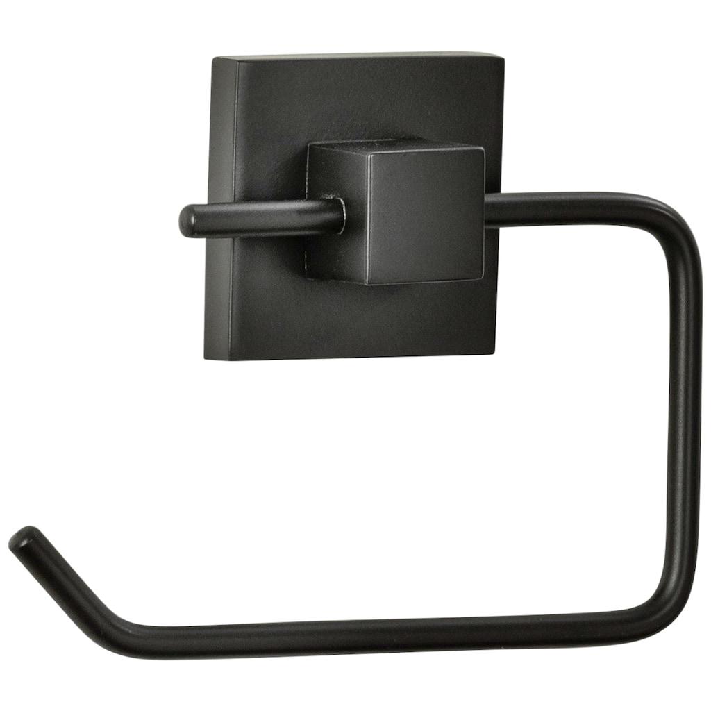 FACKELMANN Toilettenpapierhalter »New York«, aus stabilem Zinkdruckguss
