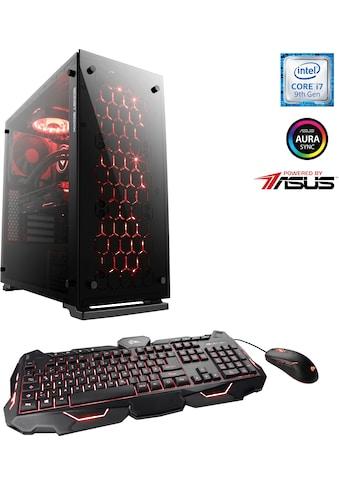 CSL »ASUS RGB Gaming Edition T9915« Gaming - PC (Intel, Core i7, RTX 2070, Wasserkühlung) kaufen