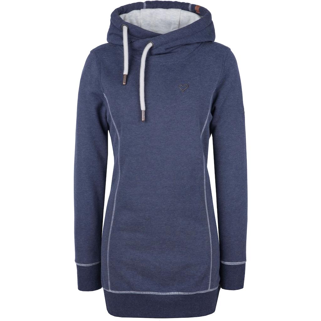 Alife & Kickin Sweatshirt »HoodyAK«, lässiger Hoodie in Longform