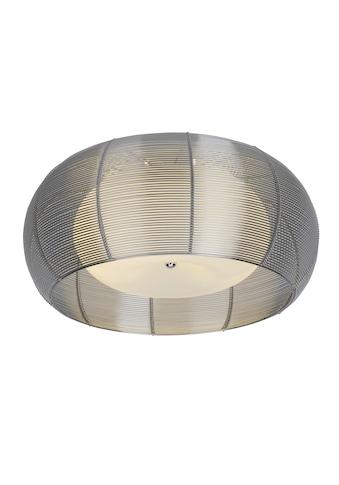 Brilliant Leuchten Relax Deckenleuchte 50cm chrom/weiß kaufen