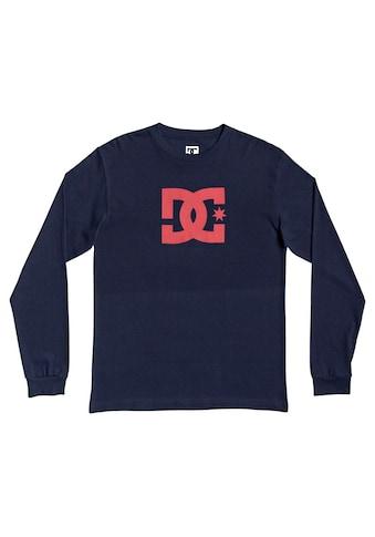 DC Shoes Langarmshirt »Star« kaufen