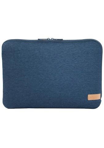 Hama Notebook-Sleeve Jersey, bis 34 cm (13,3), Blau kaufen