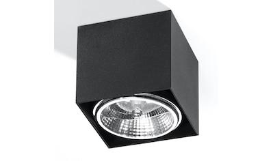 SOLLUX lighting Deckenleuchte »Blake«, GU10, 1 St., Deckenlampe kaufen