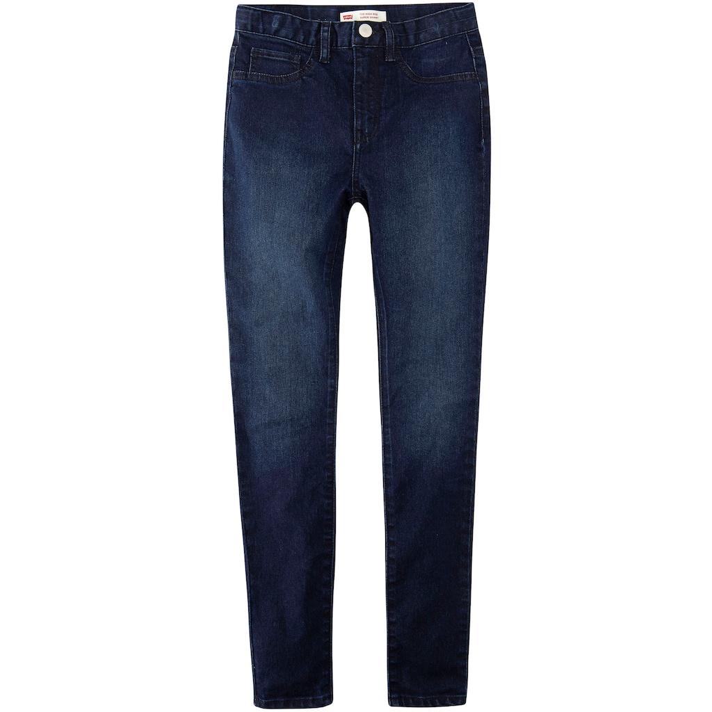 Levi's Kidswear Stretch-Jeans »720 HIGH RISE SUPER SKINNY«