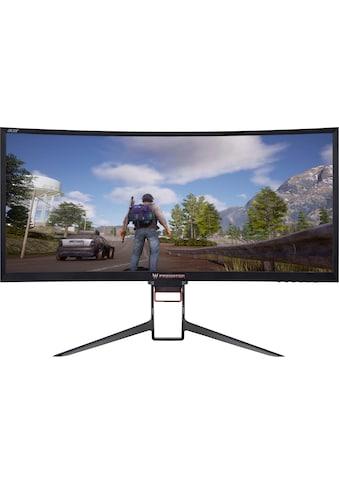 Acer »Predator Z35P« Gaming - Monitor (35 Zoll, 3440 x 1440 Pixel, UWQHD, 4 ms Reaktionszeit, 100 Hz) kaufen