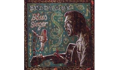 Musik-CD »Blues Singer / Guy,Buddy« kaufen