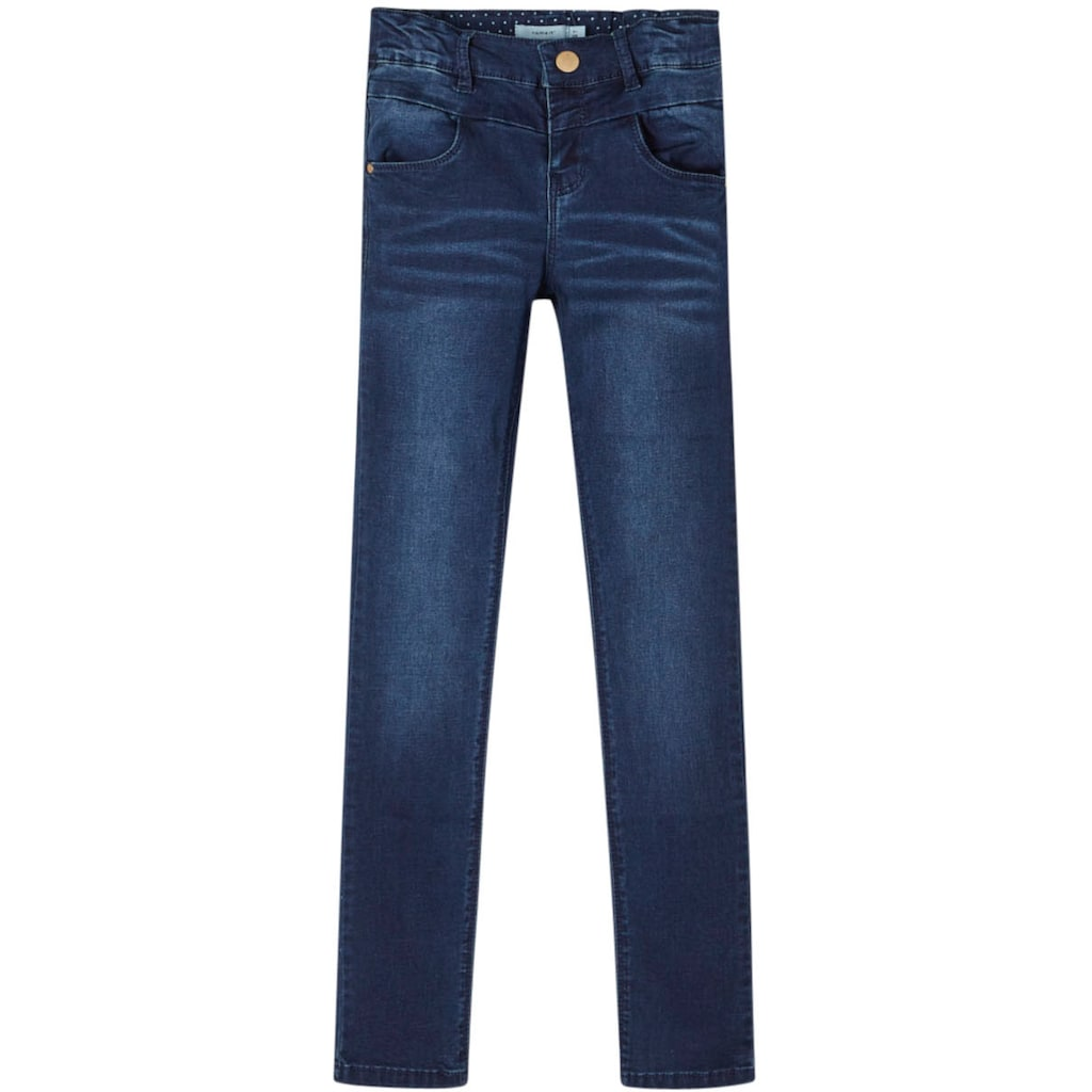 Name It Stretch-Jeans »NKFPOLLY«, in schmaler Passform