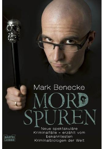 Buch »Mordspuren / Mark Benecke« kaufen