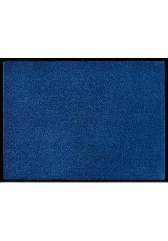 Home affaire Fußmatte »Triton«, rechteckig, 7 mm Höhe, Schmutzmatte, Schmutzfangmatte,... kaufen