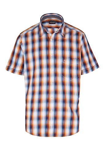 Jupiter Kurzarmhemd, im Karo-Look Kurzarm kaufen