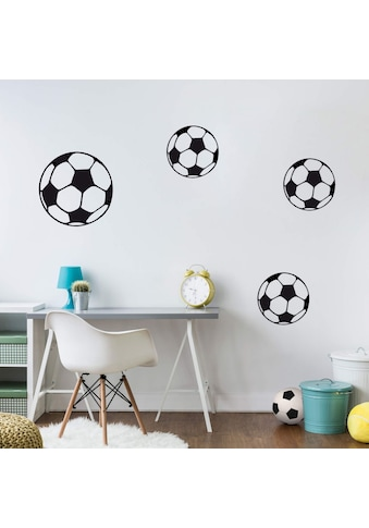 Wall-Art Wandtattoo »Fußball Wandaufkleber« kaufen