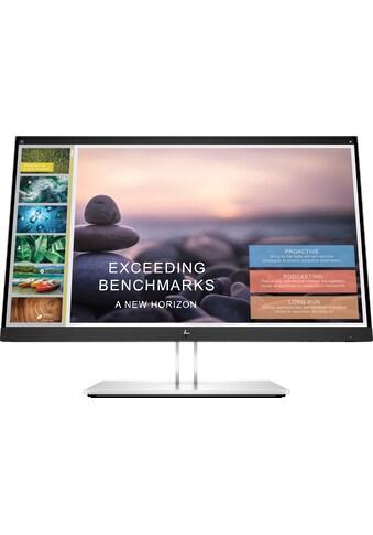 "HP LCD-Monitor »E24t G4«, 60,5 cm/23,8 "", 1920 x 1080 px, Full HD, 5 ms Reaktionszeit,... kaufen"