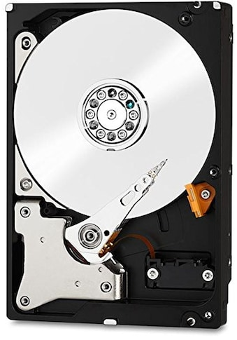 "Western Digital HDD-NAS-Festplatte »Retail Kit. Festplatten-Formfaktor 3.5""«, WD Red... kaufen"