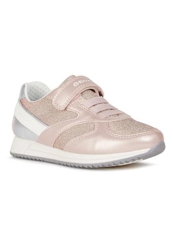 Geox Kids Sneaker »JENSE GIRL«, mit herausnehmbarer Innensohle kaufen