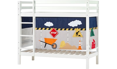 Hoppekids Etagenbett, Liegefläche 70x160 cm, mit Textilset und wahlweise mit Matratze kaufen
