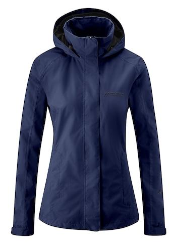 Maier Sports Funktionsjacke »Nastum W«, Feminine Outdoorjacke, wasser- und winddicht kaufen