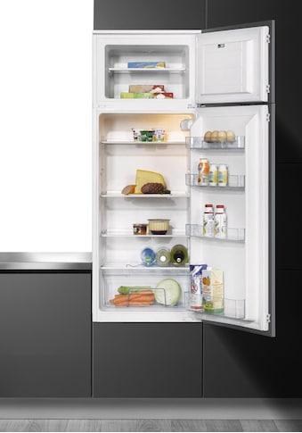 Amica Einbaukühlgefrierkombination, 144 cm hoch, 54,5 cm breit kaufen