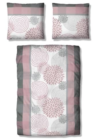 my home Bettwäsche »Lumina«, mit modernen Pusteblumen und Mustern kaufen