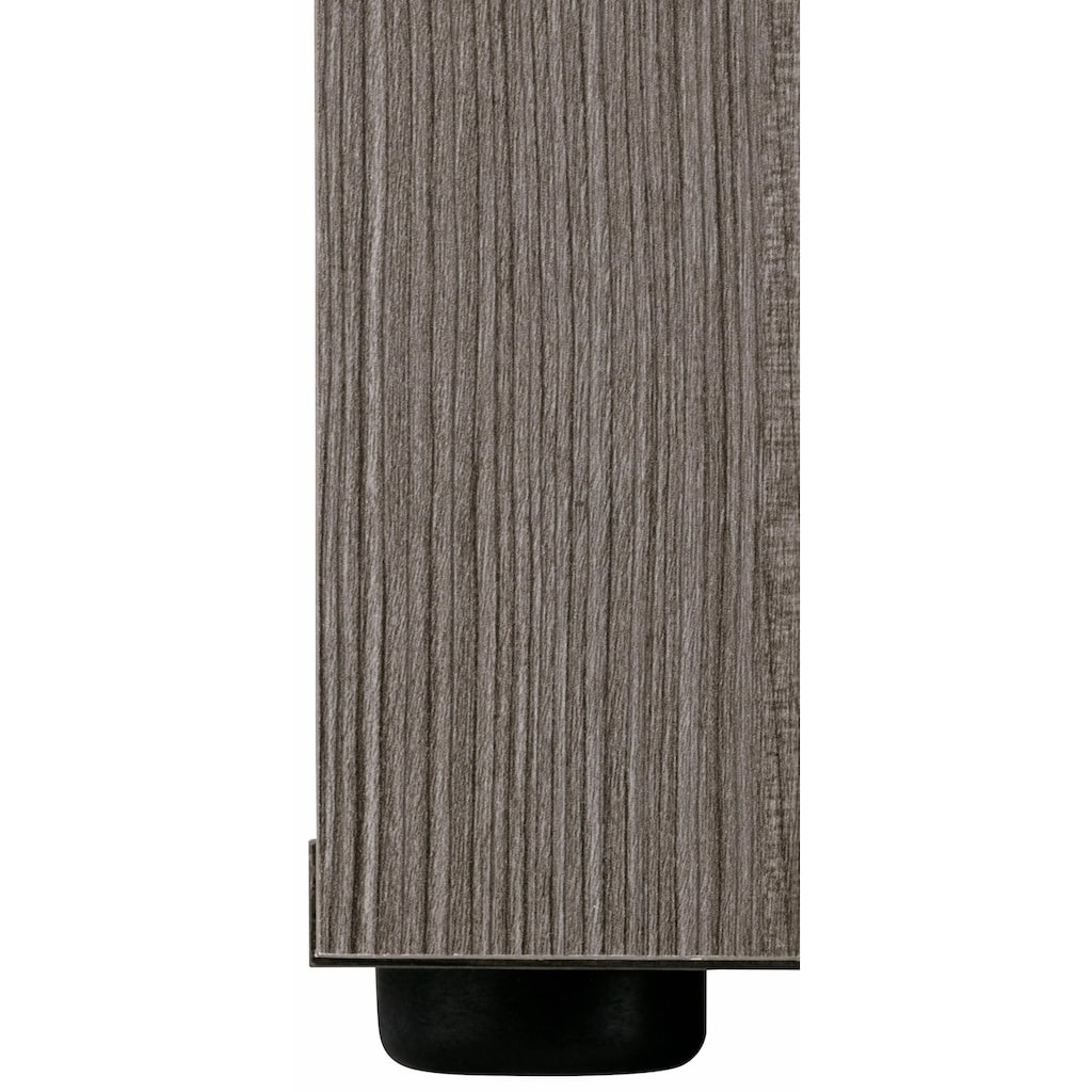 trendteam Unterschrank »Miami«, mit Rahmenoptik in Holztönen, Höhe 81 cm