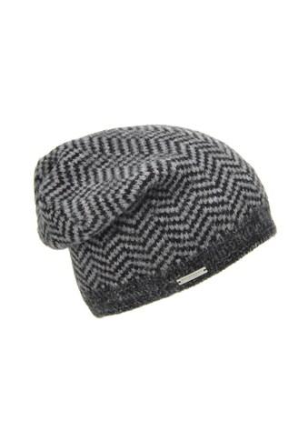 Seeberger Strickmütze »Mütze in zartem Zigzag Muster 18670-0« kaufen
