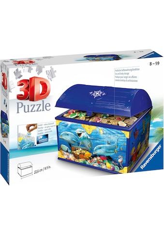 Ravensburger 3D-Puzzle »Schatztruhe Unterwasserwelt«, Made in Europe, FSC® - schützt... kaufen