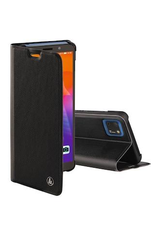 """Hama Smartphonetasche »Smartphone Booklet, Hülle«, """"Slim Pro"""" für Huawei Y5p, Schwarz kaufen"""