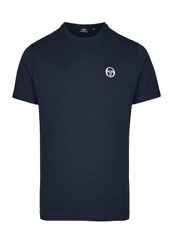 Sergio Tacchini T-Shirt SERGIO mit Label kaufen