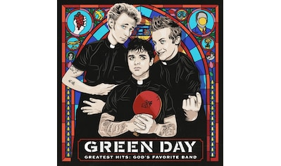 Musik-CD »Greatest Hits: God's Favorite Band / Green Day« kaufen