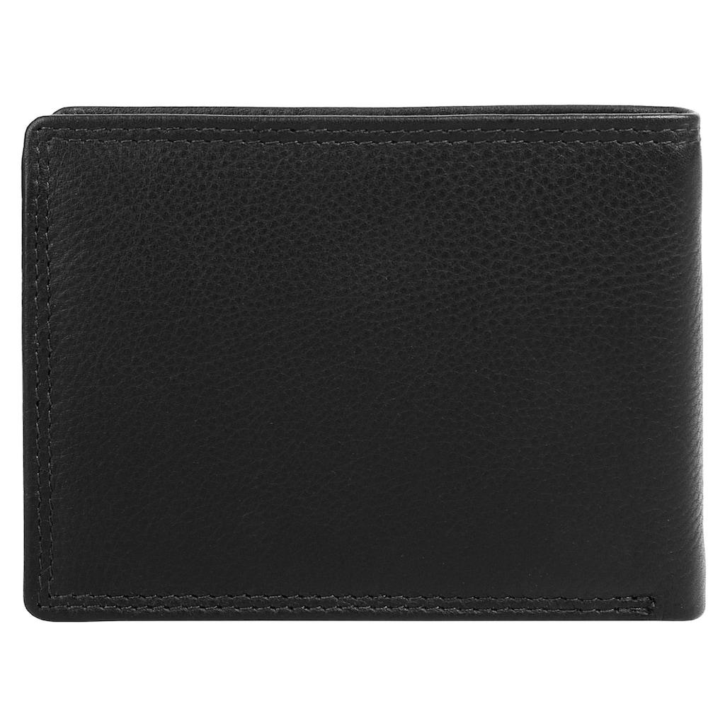 Chiemsee Geldbörse »ANDORRA«, Kreditkartenfächer